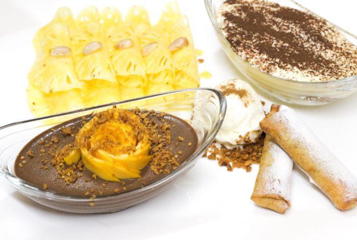 Desserts & Ice Cream